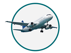 Air Freight web icon png alpha